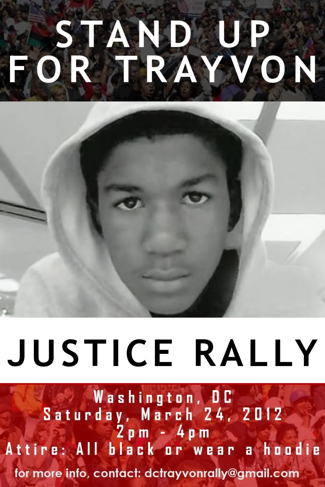 Join Us in a Blog-in for Trayvon Martin