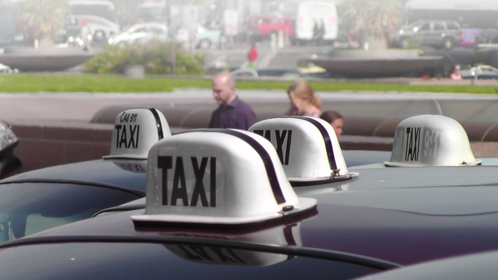 Taxi-Stand